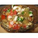 Закуска-салат с баклажанами