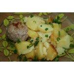 Котлеты с картошечкой в мультиварке