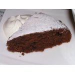 Шоколадный пирог в микроволновке