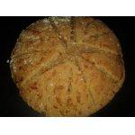 Ржаной хлеб с сыром