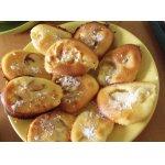 Персиковые мини-кексы