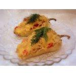 Перец, фаршированный макаронами