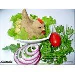 Печеночный паштет «Несушка-хохлушка без ГМО и консервантов»
