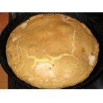 Сытный мясной пирог