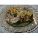 Бараньи ребрышки в сметанном соусе
