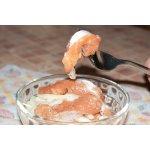 Малосольный лосось с луком за 40 минут