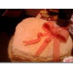 Бант из мастики для торта
