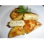 Картофельные тосты с сыром