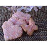 Необычные вишневые печенья