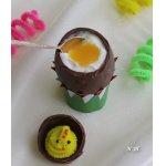 """Пасхальные шоколадные яйца с """"Тирамису"""""""