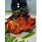 Курица в кока-коле с карамелизованным луком по-шанхайски