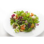 Салат картофельный с тигровыми креветками