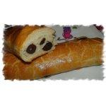 Турецкий хлеб-пирог с оливками