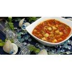 """Суп из моллюсков """"Манхаттен""""-Manhattan clam chowder"""