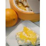 Десерт из цитрусовых