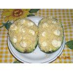 Фаршированное авокадо