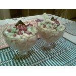 Фруктовый салат с ликером