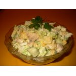 Посленовогодний салат