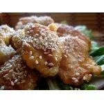Цыпленок в медово-имбирном соусе по-китайски