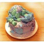 Торт Морской Дракон