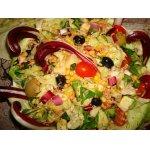 Греческий салат по-итальянски
