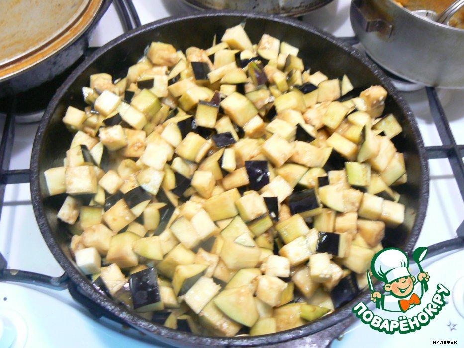 Рецепты баклажаны жареные