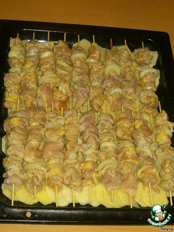 приготовление рыбы в духовке рецепты с фото с картошкой
