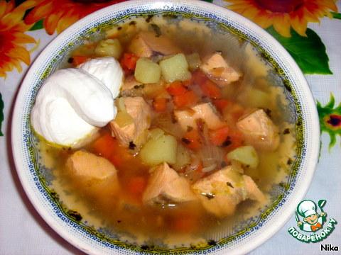 ...основа супа - как научиться готовить суп, суп из сухих грибов рецепт.
