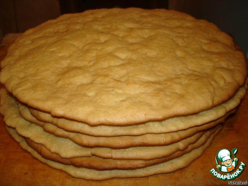 торт анечка рецепт с фото