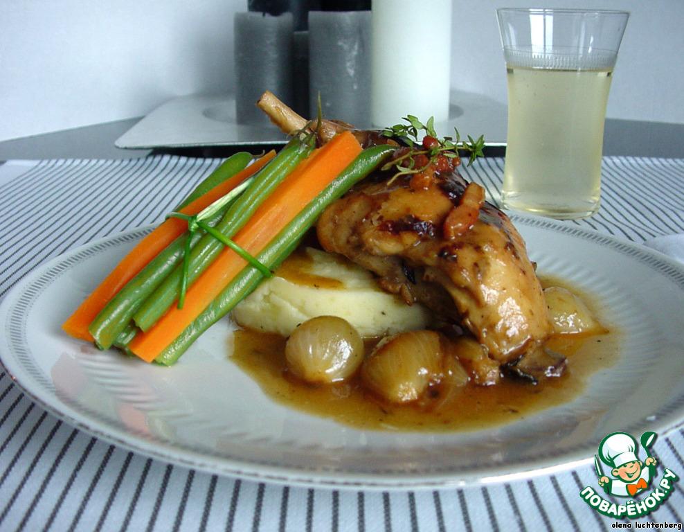 Гарниры из овощей к мясу рецепты