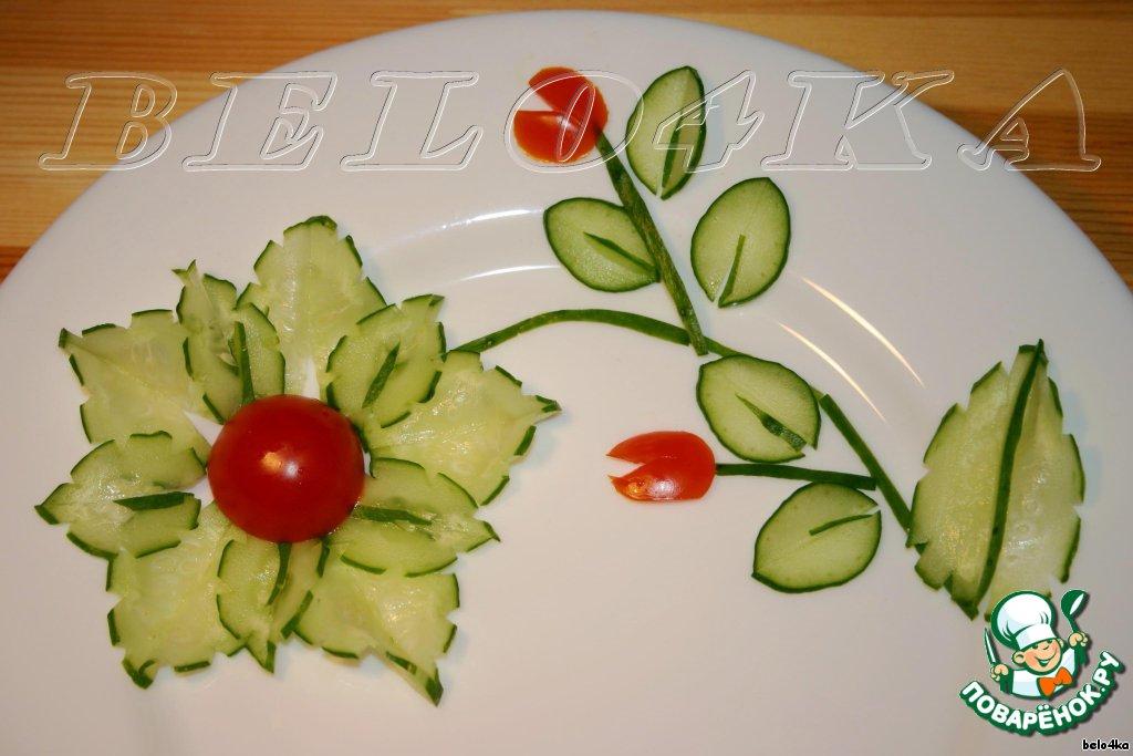 Салаты из овощей своими руками 541