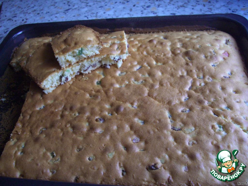 Королевский пирог кулинарный рецепт