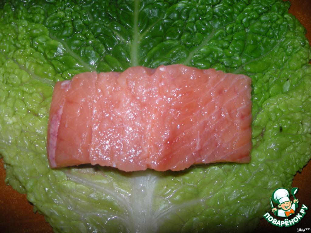 голубцы с савойской капустой рецепт с фото пошагово