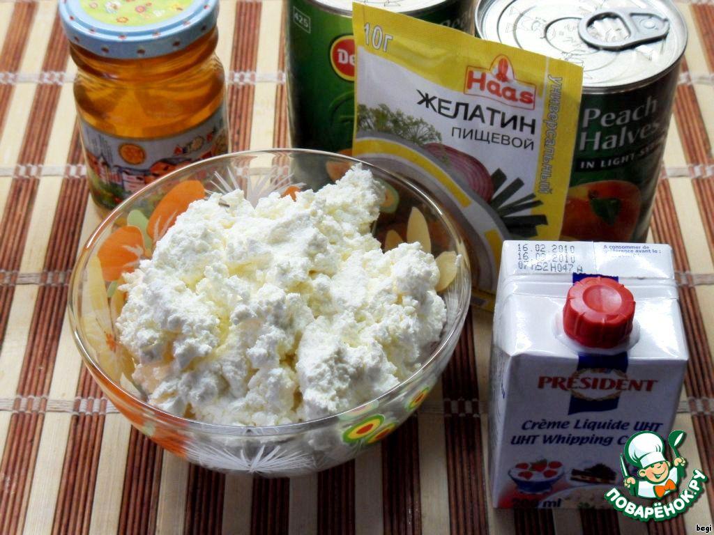 десерты творога рецепт с фото пошагово