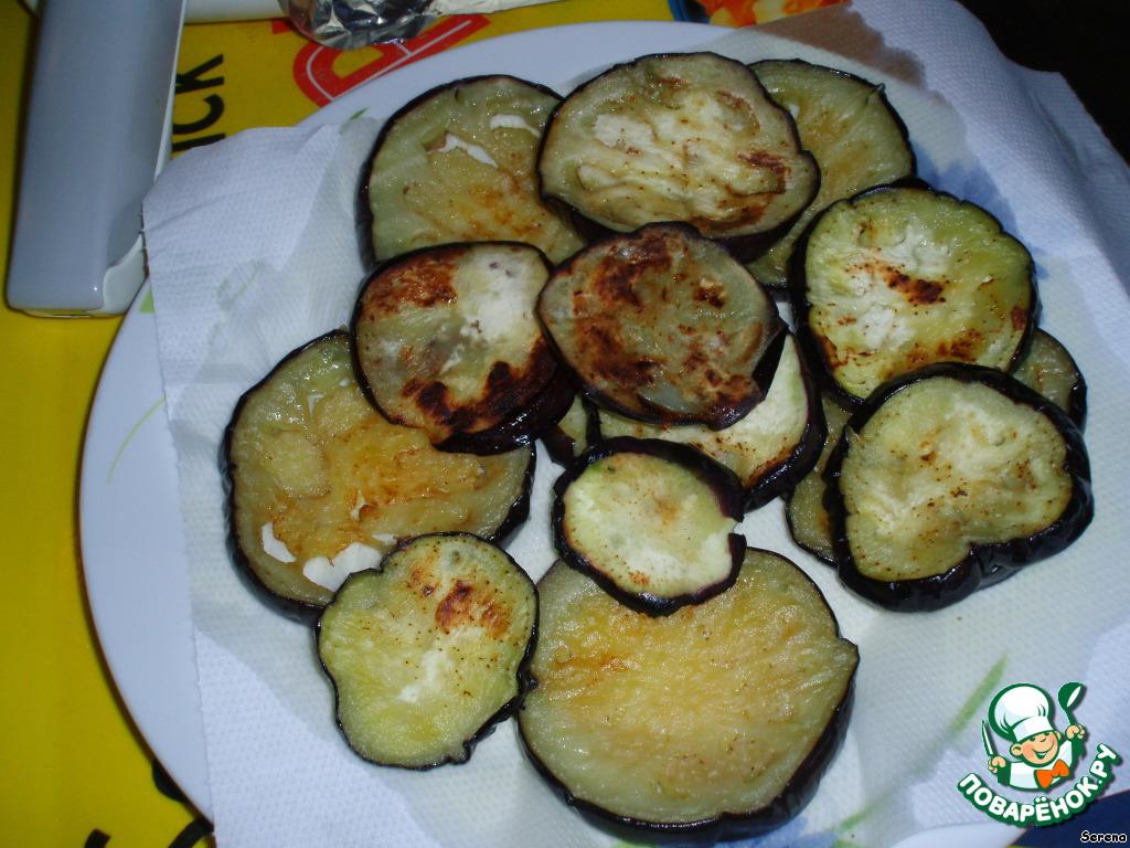 Как вкусно приготовить баклажаны рецепт с фото