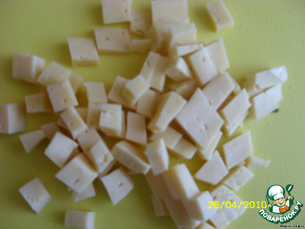 рисовый суп с сыром рецепт