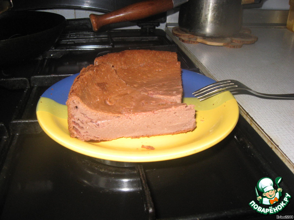 Чизкейк рецепт с пошагово с желе