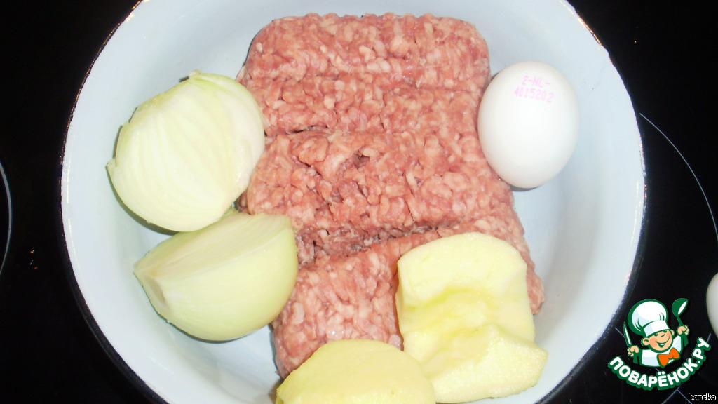 Говядина в луковом соусе - кулинарный рецепт