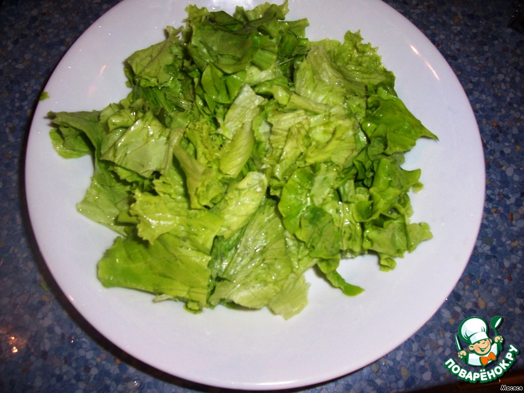 Кулинарные рецепты с фотографиями салат рваная курка