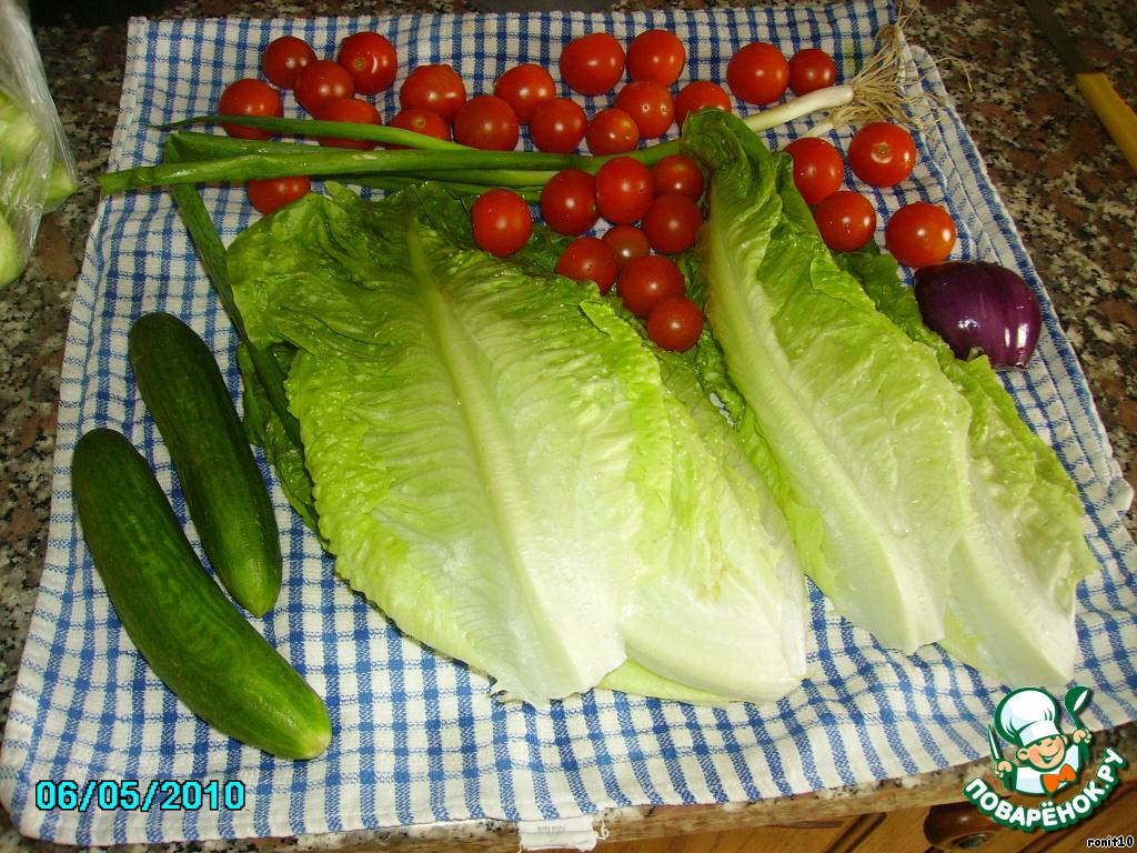 Салаты пошаговое фото рецепт