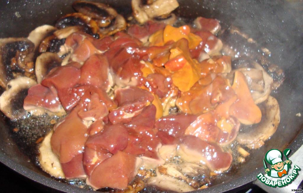 Приготовить из куриного филе и картошки