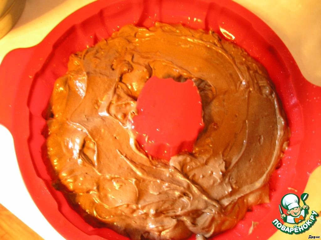 Кекс шоколадный простой рецепт с пошагово
