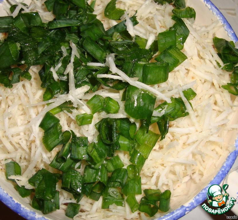 Салат из корня сельдерея фото рецепт