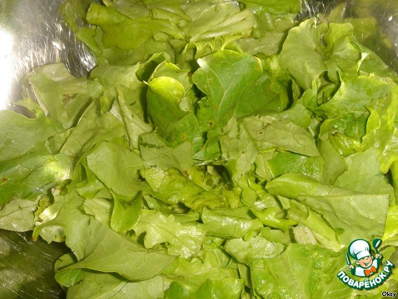 Салат из листьев свеклы с фото очень вкусный