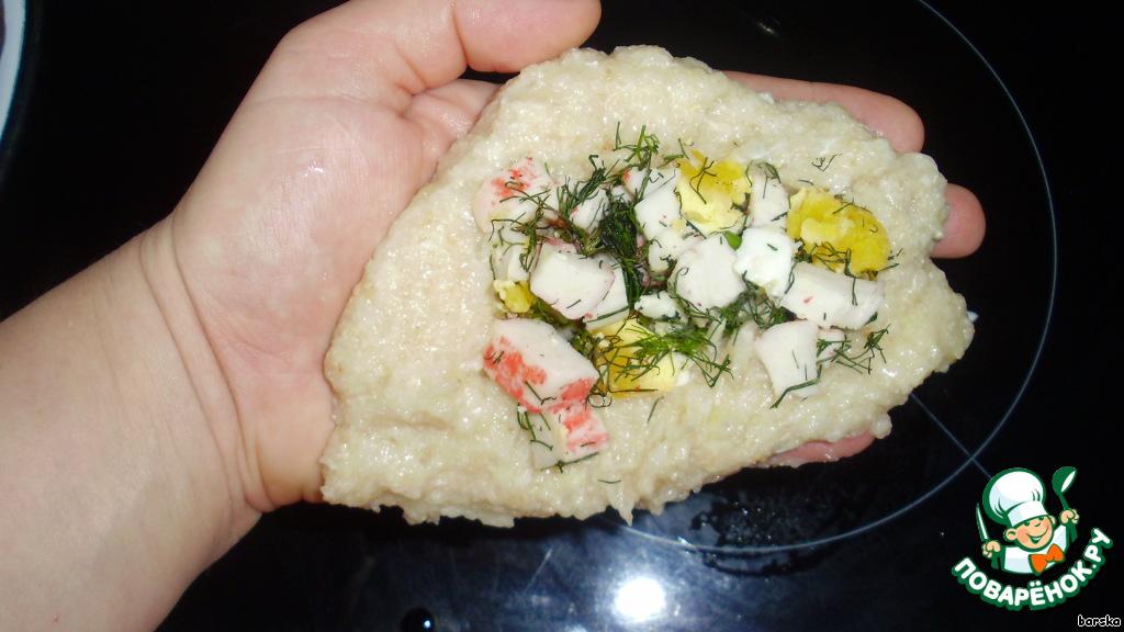 Блюда из рыбного фарша рецепты пошагово