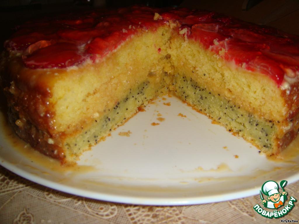 Сладкий пирог на скорую руку рецепты из простых продуктов 86