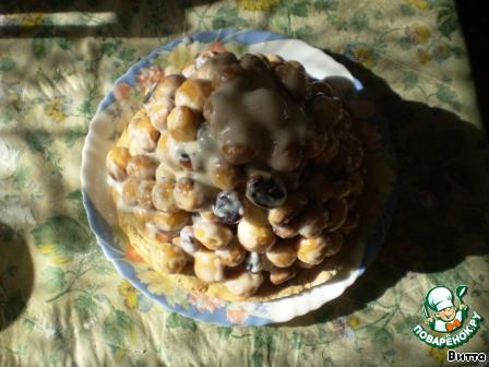 Торт из шариков рецепт 136