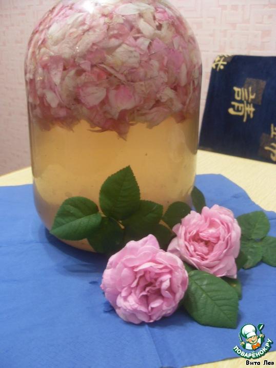 Что приготовить из лепестков роз в домашних