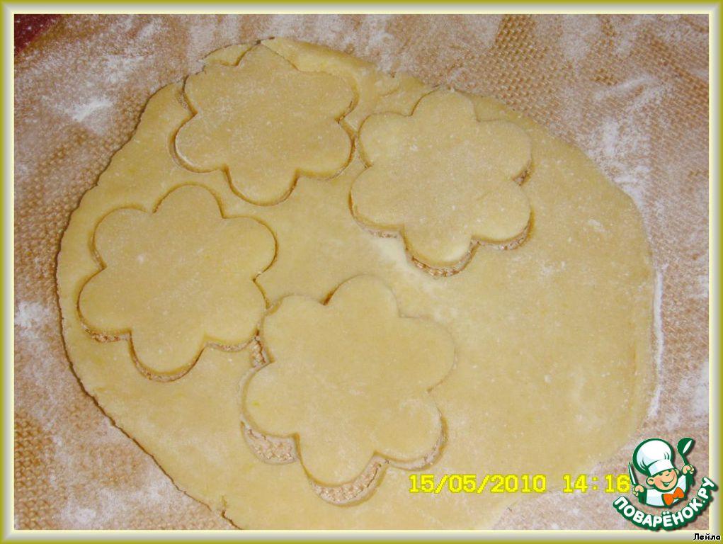 Простой пирог с вареньем пошаговый рецепт