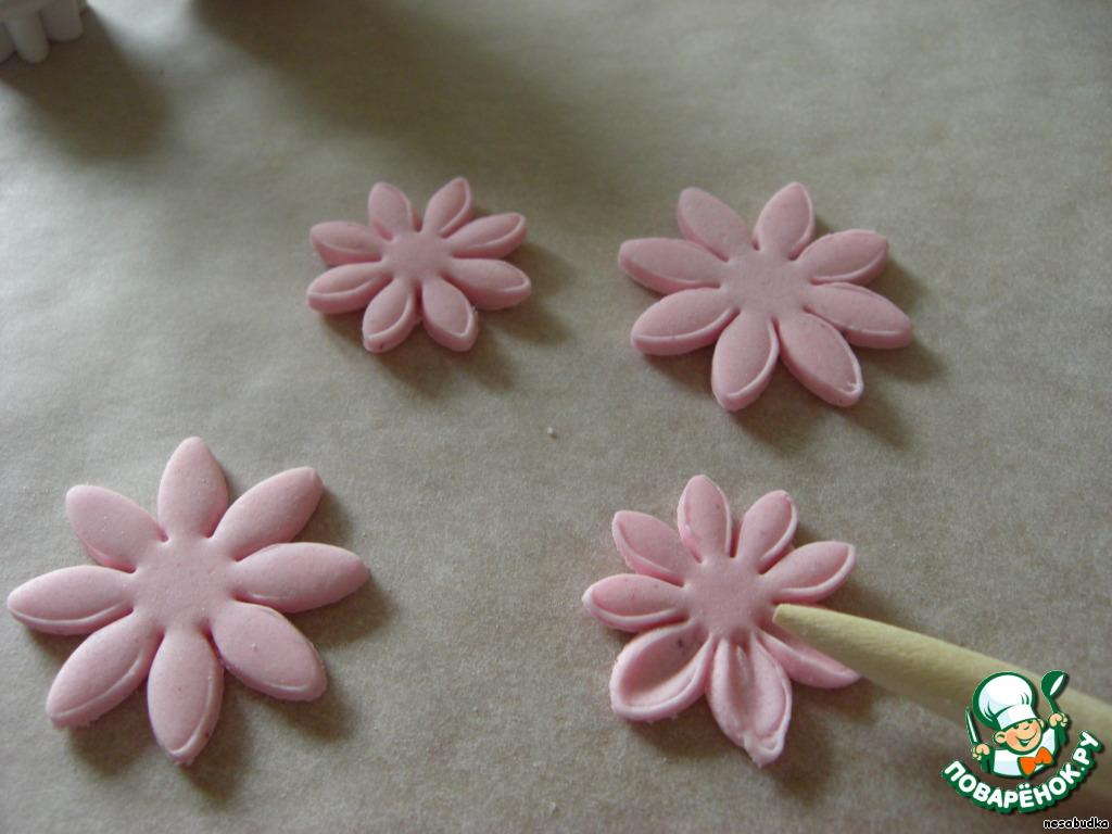 Цветы из мастики своими руками с фото фото 528